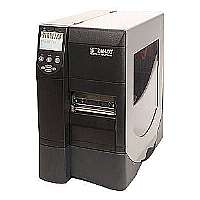 Zebra Z Series ZM400 - Label printer - monochrome - direct thermal / thermal transfer - Roll (11.4 cm) - 300 dpi - up to 479.5 inch/min - parallel, USB, serial