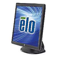 "Elo Desktop Touchmonitors 1915L AccuTouch - LCD monitor - 19"" - touchscreen - 1280 x 1024 - 187 cd/m2 - 1000:1 - 5 ms - VGA - dark gray (E607608)"