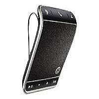 Motorola Roadster - Bluetooth hands-free car kit / FM transmiter - for Motorola Atrix, Atrix 2, FLIPOUT, i412, Titanium, XPRT; Clutch i475; MOTORAZR V3