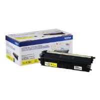 Brother TN436Y Super High Yield Yellow Toner Cartridge - Laser Technology, 6500Pages Duty Cycle, For Brother HL-L8260CDW, HL-L8360CDW, HL-L8360CDWT, HL-L9310CDW, MFC-L8900CDW - TN436Y