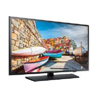 "Samsung HG43NE470SF - 43"" Class - HE470 series LED display - with TV tuner - hotel / hospitality - 1080p (Full HD) - direct-lit LED - black"