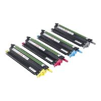 Dell - Multicolor - drum kit - for Color Laser Printer C3760dn, C3760n, C3765dnf
