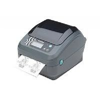 Zebra GX Series GX420d - Label printer - thermal paper - Roll (4.25 in) - 203 dpi - up to 359.1 inch/min - USB, LAN, serial