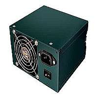 Antec EarthWatts EA-380D Green - Power supply ( internal ) - ATX12V 2.3 - 80 PLUS Bronze - AC 100-240 V - 380 Watt - active PFC