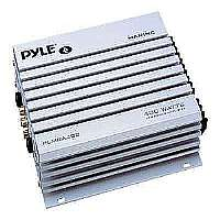 PYLE PLMRA400 400-WATT 4-CHANNEL WATERPROOF MARINE AMP