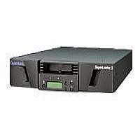 Quantum SuperLoader 3 - Tape autoloader - 12.8 TB / 25.6 TB - slots: 16 - LTO Ultrium ( 800 GB / 1.6 TB ) - Ultrium 4 - SCSI LVD - rack-mountable - 2U - bar code reader