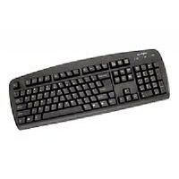 Kensington Comfort Type - Keyboard - PS/2, USB - black