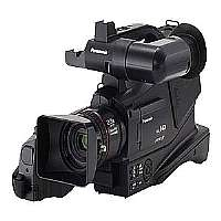 Panasonic AVCHD-AG-AC7 - camcorder - flash car