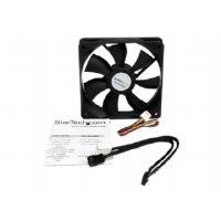 StarTech.com 120x25mm Computer Case Fan with PWM - Case fan - 120 mm - black (FAN12025PWM)
