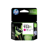 HP 933XL - High Yield - magenta - original - ink cartridge - for Officejet 6100, 6600 H711a, 6700, 7110, 7510, 7610, 7612