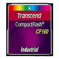 Transcend CF160 2 GB CompactFlash Card - 160X (TS2GCF160)
