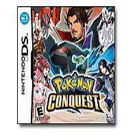 Pok�mon Conquest - Complete package - Nintendo DS