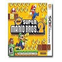 New Super Mario Bros. - ( v. 2 ) - complete package - Nintendo 3DS
