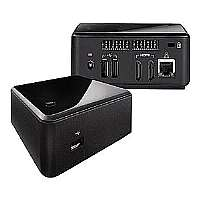Intel Next Unit of Computing Kit DC3217IYE - UCFF - 1 x Core i3 3217U / 1.8 GHz - RAM 0 MB - no HDD - HD Graphics 4000 - Gigabit LAN - no OS - Monitor : none.