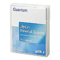 Quantum - LTO Ultrium - cleaning cartridge - for Certance CL 400H, CL 800; Quantum LTO-2, LTO-3, LTO-3 CL1102-SST