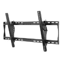 "Peerless SmartMount Universal Tilt Wall Mount ST660P - Mounting kit ( fasteners, bracket, tilt wall plate ) for LCD / plasma panel - black - screen size: 37"" - 63"" - wall-mountable"