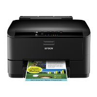 Epson WorkForce Pro WP-4020 - Printer - color - Duplex - ink-jet - A4/Legal - 4800 x 1200 dpi - up to 16 ipm (mono) / up to 11 ipm (color) - capacity: 330 sheets - USB, LAN, Wi-Fi(n)- OPEN BOX