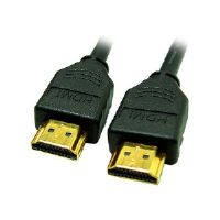 Link Depot - HDMI cable - HDMI (M) to HDMI (M) - 25 ft - shielded