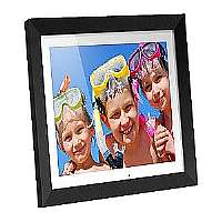 "Aluratek ADMPF415F - Digital photo frame - flash 2 GB - 15"" - 1024 x 768"