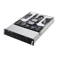 "ASUS ESC4000 G3 - Server - rack-mountable - 2U - 2-way - RAM 0 MB - SATA - hot-swap 2.5"" - no HDD - AST2400 - GigE - Monitor : none"