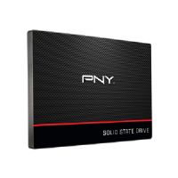 PNY CS1311 Solid State Drive � 240GB Capacity, Internal, 2.5�, SATA 6Gb/s, 560MB/s Read Speed, 550MB/s Write Speed, Black - SSD7CS1311-240-RB