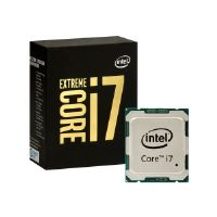 Intel Core X-Series i7-6950X 3.0GHz Extreme Edition Processor - 10-Core, 20 threads, 25MB cache, LGA2011-v3 Socket, 140W TDP, Intel Turbo Boost Technology, PCI Express 3.0  - Box - BX80671I76950X