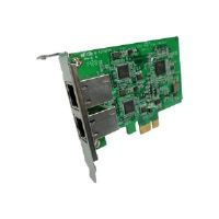 Dual-port 1GbE network expansion card All NAS mode
