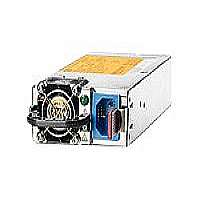 HP Common Slot Platinum Plus Power Supply Kit - Power supply - hot-plug ( plug-in module ) - 80 PLUS Platinum - AC 100-240 V - 750 Watt