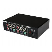 StarTech.com 3 Port Component Video Splitter with