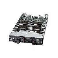 Supermicro SuperBlade SBI-7226T-T2 - 2 nodes - cluster - blade - 2-way - RAM 0 MB - no HDD - MGA G200eW - GigE - Monitor : none