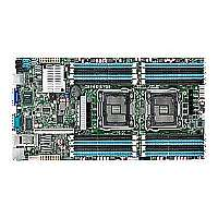 ASUS Z9PH-D16/FDR - Motherboard - LGA2011 Socket - 2 CPUs supported - C602-A - InfiniBand, 2 x Gigabit LAN - onboard graphics