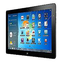 "Samsung Series 7 Slate PC - Tablet - Windows 7 Professional 64-bit - 128 GB - 11.6"" TFT ( 1366 x 768 ) - rear camera + front camera - microSD slot - Wi-Fi, Bluetooth - black"