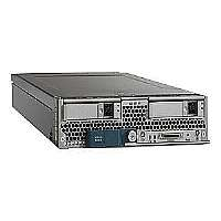 "Cisco UCS B22 M3 Blade Server - Server - blade - 2-way - RAM 0 MB - SAS - hot-swap 2.5"" - Monitor : none. - DISTI"