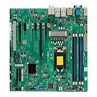 SUPERMICRO X9SAE - Motherboard - ATX - LGA1155 Socket - C216 - USB 3.0 - 2 x Gigabit LAN - onboard graphics (CPU required) - HD Audio (8-channel) (MBD-X9SAE-O)