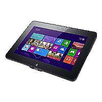 "Dell Latitude 10 - Tablet - Windows 8 Pro 32-bit - 64 GB - 10.1"" IPS ( 1366 x 768 ) - rear camera + front camera - USB host - SD slot - Wi-Fi, Bluetooth"