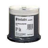 Verbatim� DVD+R Dual Layer Printable Rec