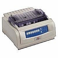 OKI Microline 490n - Printer - B/W - dot-matrix - 10 in (width) - 360 dpi x 360 dpi - 24 pin - up to 475 char/sec - Parallel, USB, 10/100Base-TX