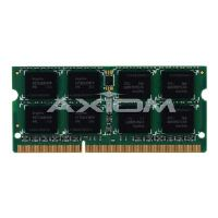 Axiom AX - DDR3 - 4 GB - SO-DIMM 204-pin - 1333 MHz / PC3-10600 - unbuffered - non-ECC - for HP 45X, Elite 8000; EliteBook 25XX, 27XX, 84XX, 87XX; Envy DV6, DV7; Pavilion dv6, dv7