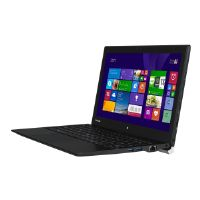 "Toshiba Port�g� Z20t-B2111 - Ultrabook - Core M M-5Y71 - Windows 7 Pro / 8.1 Pro - pre-installed: Windows 7 - 8 GB RAM - 128 GB SSD - no optical drive - 12.5"" touchscreen 1920 x 1080 ( Full HD ) - Int"