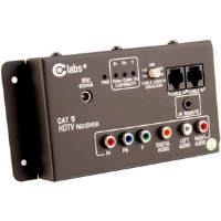 CTG HDTV Audio/Video Over CAT5 - Receiver Unit