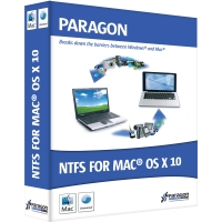 PARAGON NTFS FOR MAC(R) OS X 10