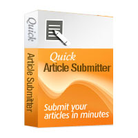QUICK ARTICLE SUBMITTER - ARTICLE SUBMISSION SOFTW