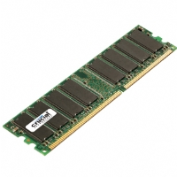 Crucial 2048MB PC3200 DDR 400MHz ECC Registered Memory