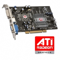 Diamond S9250PCI256SB Stealth Radeon 9250 Video Card - 256MB DDR, PCI, DVI, TV-Out, Video Card
