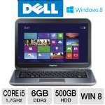 This amazing ultrabook PC is powered by an Intel Core i5-3317U 1.7GHz Dual-core processor that ensures an optimal computing performance for your dai