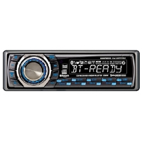 Dual XDMA6855 Car Receiver - MP3 Player, Bluetooth Ready, iPod Ready, 200 Watts
