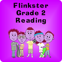 FLINKSTER GRADE 2 READING FOR WINDOWS