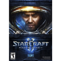 Blizzard Entertainment Starcraft II: Wings of Liberty PC Game