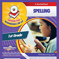 GRADE 1 FLINKSTER SPELLING AND VOCABULARY AUDIOBOO