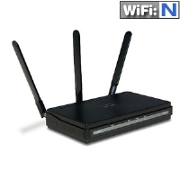 D-Link DAP-2553 Wireless N Dual Band Gigabit Access Point w/ PoE - Wireless access point - 802.11a/b/g/n (DAP-2553)